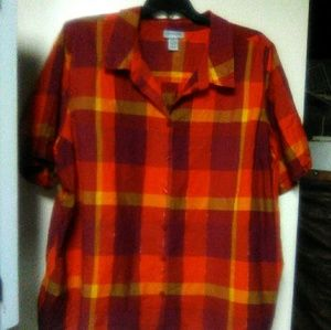 Catherine's blouse size 4x
